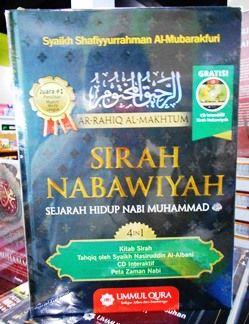 sirah nabawiyah Terjemah Rahiqul Makhtum Penerbit Ummul QUra