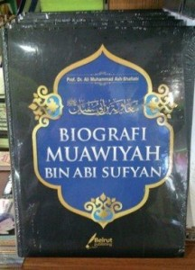 Biografi Muawiyah bin Abi SUfyan - Penerbit Beirut Publishing - Muhammad Ash Shalabi - Katalog Penerbit Beirut Publishing Lengkap 2015