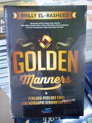 GOLDEN MANNERS - BRILLY EL - RASHEED - Samudera