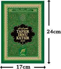 Terjemahan Tafsir Ibnu Katsir 10 Jilid - Pustaka Imam asy Syafii