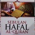 Sebulan Hafal Al Quran - Ir. Amjad Qasim - Penerbit ZamZam