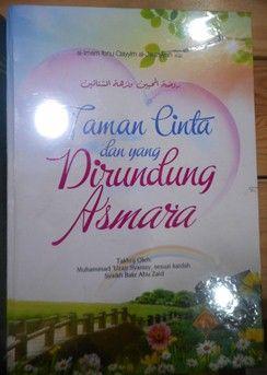 Taman Cinta dan yang Dirundung Asmara - Al Imam Ibnu Qayyim Al Jauziyyah - Buana Ilmu Islami