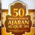 50 Prinsip Pokok Ajaran Al Quran - Dr. Umar bin Abdullah al Muqon - Darul Haq