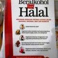 Beralkohol Tapi Halal - Muhammad Ansharullah - Penerbit Pustaka Arafah