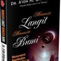 Manusia Langit Manusia Bumi - DR. A'idh Al-Qarni, M.A. - Penerbit Aqwam