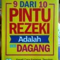 9 dari 10 Pintu Rezeki Adalah Berdagang - Nur Wahyu Adi Wijaya - Penerbit Al Fath Publishing
