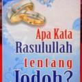 Apa Kata Rasulllah Tentang Jodoh - Hanif Fahrurroja,Tien Suartini - Penerbit Pustaka Rama
