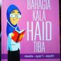 Bahagia Kala Haid Tiba - dr. Avi Ramadhani - Penerbit Ar Rijal