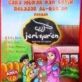Cara Mudah Dan Asyik Belajar Al Quran Dengan Jari Al Quran - Septi Peni Wulandani -Tim IRMAS - Penerbit Indiva
