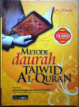 Metode Dauroh Tajwid Al Quran - Fathi Khauli - Penerbit As Salam