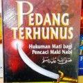 Pedang Terhunus - Syaikh Ibnu Taimiyah,Dr Shalah Shawi - Penerbit Griya Ilmu