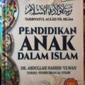 Pendidikan Anak Dalam Islam al Andalus - DR. Abdullah Nashih 'Ulwan - Penerbit Al Andalus
