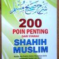 200 Poin Penting Dari Syarah Shahih Muslim - Sulthan bin Abdullah Al Amri - Penerbit Pustaka Arafah