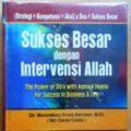 Sukses Besar Dengan Intervensi Allah - Dr. Muhammad Syafii Antonio M.Ec - Cordova