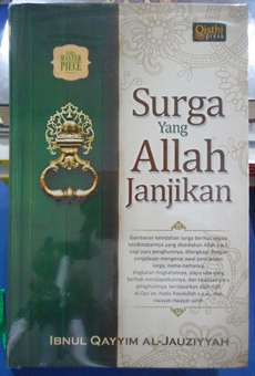Surga yang Allah Janjikan - Ibnul Qayyim Al Jauziyyah - Penerbit Qisthi Press