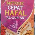 Metode Cepat Hafal Al Quran - Dr. Yahya bin 'abdurrazaq Al Ghausani - Penerbit Pustaka As Salam