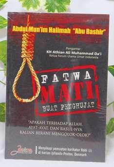 Fatwa Mati Buat Penghujat - Abdul Mun'im Halimah - Penerbit Jazera