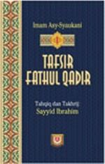 Kitab Tafsir Fathul Qadir Bahasa Indonesia - Jilid 1