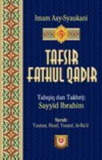 Kitab Tafsir Fathul Qadir Bahasa Indonesia - Jilid 5