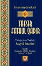 Kitab Tafsir Fathul Qadir Bahasa Indonesia - Jilid 6