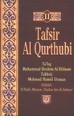 Kitab Tafsir al Qurthubi Bahasa Indonesia - Jilid 11