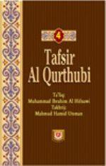 Kitab Tafsir al Qurthubi Bahasa Indonesia - Jilid 4