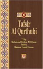 Kitab Tafsir al Qurthubi Bahasa Indonesia - Jilid 6