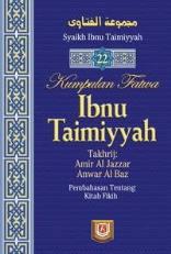 Kumpulan Fatwa Ibnu Taimiyah - Jilid 22