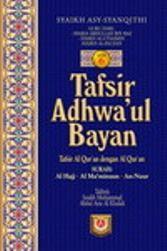 Tafsir Adhwa'ul Bayan Bahasa Indonesia - Jilid 6