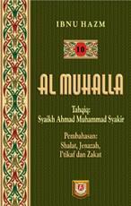 Terjemahan Kitab Al Muhalla - Jilid 10