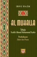 Terjemahan Kitab Al Muhalla - Jilid 6