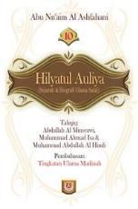 Terjemahan Lengkap Hilyatul Auliya - Jilid 10