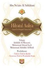 Terjemahan Lengkap Hilyatul Auliya - Jilid 11
