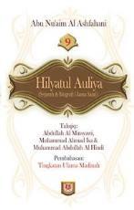 Terjemahan Lengkap Hilyatul Auliya - Jilid 9