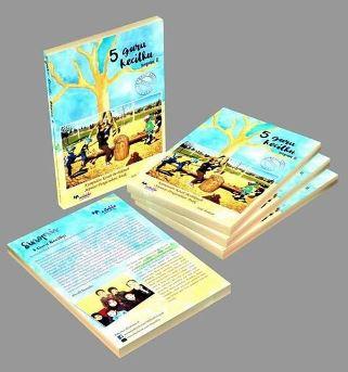 5 Guru Kecilku Bagian Kedua - Kiki Barkiah - Mastakka Publishing