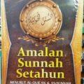 Jual Buku Islam | Buku Amalan Sunnah Setahun - Yazid bin Abdul Qadir Jawas - Penerbit Fawaid