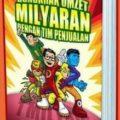 Jual Buku Bisnis | Dongkrak Omzet Milyaran Dengan Tim Penjualan - Dewa Eka Prayoga - Billionaire Store