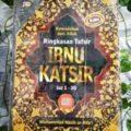 Jual Buku Islami | Buku Ringkasan Tafsir Ibnu Katsir - Muhammad Nasib Ar Rifai Edisi Lengkap 4 Jilid - Penerbit Gema Insani Press