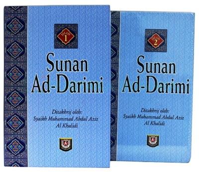 Buku Sunan Ad-Darimi - Imam al-Hafidz Abdullah Ad-Darimi - Pustaka Azzam